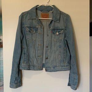 Levi's Original Trucker Denim Jacket